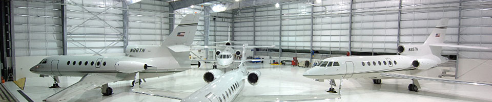 Temple-Inland Aviation Facility